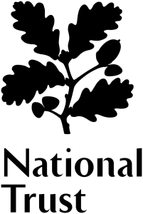 National Trust Black Logo